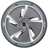 Шины Goodyear EfficientGrip Performance с технологией Electric Drive