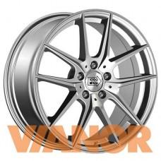 1000 Miglia MM041 6.5x16/5x112 D57.1 ЕТ42 Silver Gloss