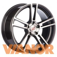 1000 Miglia MM1002 8x18/5x112 D66.6 ЕТ35 Dark Anthracite Polished