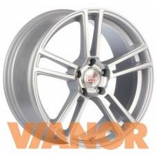 1000 Miglia MM1002 8,5x19/5x112 D66,6 ЕТ32 Silver High Gloss