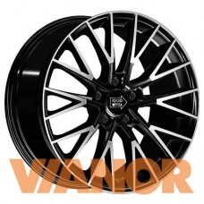 1000 Miglia MM1009 8x18/5x108 D63.3 ЕТ40 Gloss Black Polished