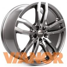 Alutec DriveX 9,5x21/5x112 D66,5 ЕТ22 Metal Grey