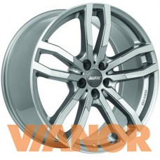 Alutec DriveX 8,5x19/5x120 D74,1 ЕТ40 Metal Grey Front Polished