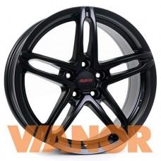 Alutec Poison 6x16/4x98 D58.1 ЕТ40 Racing Black