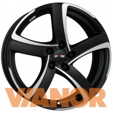Alutec Shark 7x16/5x108 D70,1 ЕТ48 Racing Black Front Polished