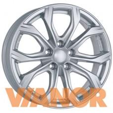 Alutec W10 8,5x19/5x114.3 D70,1 ЕТ40 Polar Silver