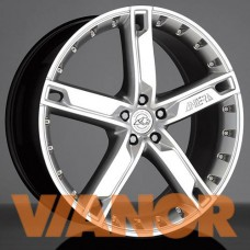 Antera 503 9x20/5x108 D75.1 ЕТ43 Silver Front Polished