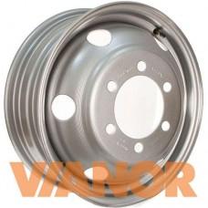 Asterro TC1607C 5.5x16/6x170 D130 ЕТ106 Серебристый