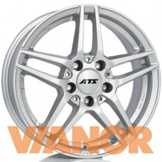 ATS Mizar 7.5x16/5x112 D66.5 ЕТ45.5 Polar Silver