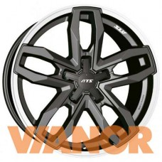 ATS Temperament 9x19/5x150 D110.1 ЕТ58 Blizzard Grey Lip Polished