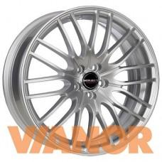 Borbet CW 4 8x17/5x120 D72.6 ЕТ35 Sterling Silver