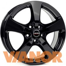 Borbet Design CC 7x16/5x120 D65.1 ЕТ40 Black Glossy