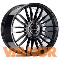Borbet Design CW 3 8,5x19/5x130 D71,6 ЕТ53 Black Glossy