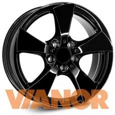 Borbet Design TB 6.5x16/5x112 D66.5 ЕТ49 Black Glossy