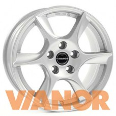 Borbet Design TL 6.5x16/5x114.3 D67.1 ЕТ50 Brilliant Silver