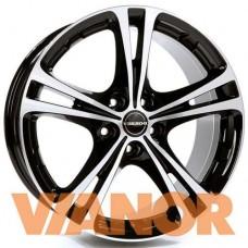Borbet Design XL 8x18/5x112 D72,6 ЕТ35 Black Polished Glossy