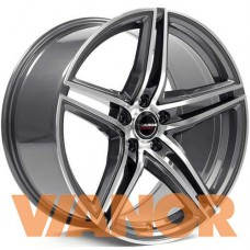 Borbet Desing XRT 8.5x19/5x120 D72.6 ЕТ35 Graphite Polished