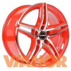 Borbet Desing XRT 8x18/5x120 D72.6 ЕТ30 Red Front Polished