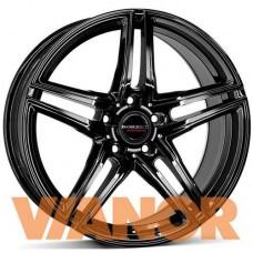 Borbet XR 7.5x16/5x112 D66.6 ЕТ45 Black Glossy