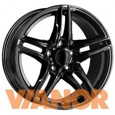 Borbet XRS 8,5x20/5x112 D72,6 ЕТ30 Black Polished Glossy