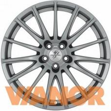 Fondmetal 7800 7x17/5x115 D70.1 ЕТ42 Shiny silver