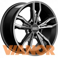 Fondmetal Alke 8x18/5x112 D66.5 ЕТ30 Titanium Matt Machined