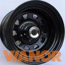 Ikon SNC036 8x15/5x139.7 D110.6 ЕТ-16 Черный