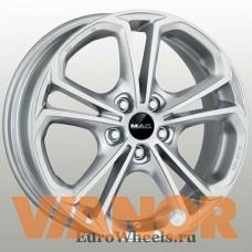 MAK Hessen 7x17/5x112 D76.1 ЕТ42 Silver