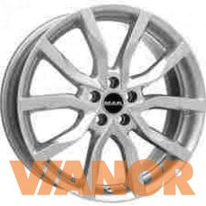 MAK Highlands 7x17/5x114.3 D76,1 ЕТ40 Silver
