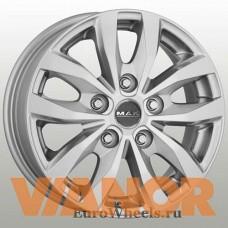 MAK Load 5 6.5x16/5x114.3 D66.1 ЕТ45 Silver