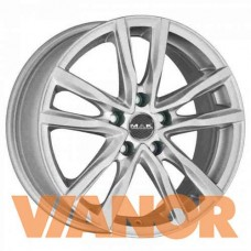MAK Milano 6.5x16/5x108 D72 ЕТ45 Silver