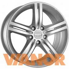 MAK Veloce 7.5x17/5x114.3 D76.1 ЕТ40 Silver