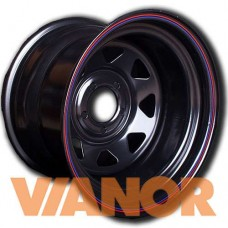 ORW 73M 8x15/5x139.7 D110.1 ЕТ-25 Черный