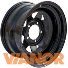 ORW 89 8x16/5x139.7 D110.1 ЕТ15 Черный