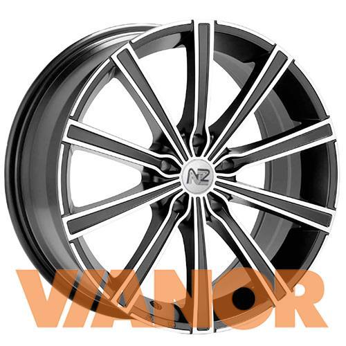 Диски OZ Racing LOUNGE 10 7.5x17/5x112 D75.1 ЕТ50 Matt Black Diamond Cut в Уфе