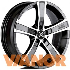 OZ Racing SAHARA 5 8x18/5x108 D75.1 ЕТ45 Matt Graphite Diamond Cut