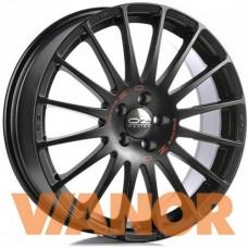 OZ Racing SUPERTURISMO GT 6x14/4x100 D68 ЕТ36 Matt Black Red Lettering