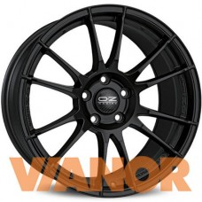 OZ Racing ULTRALEGGERA 8x18/5x110 D75.1 ЕТ38 Matt Black