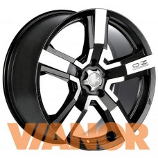 OZ Racing VERSILIA 8x18/5x112 D75.1 ЕТ48 Matt Black Diamond Cut