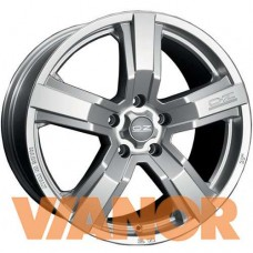 OZ Racing VERSILIA 9.5x20/5x112 D75.1 ЕТ40 Matt Race Silver
