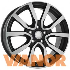 Replica GR VW67 5x14/5x100 D57.1 ЕТ35 MBFP
