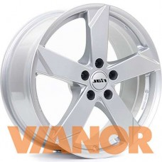 Rial Kodiak 6.5x16/5x112 D57.1 ЕТ33 Polar Silver