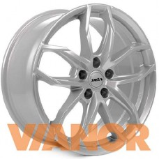 Rial Lucca 6.5x16/4x100 D54.1 ЕТ46 Polar Silver