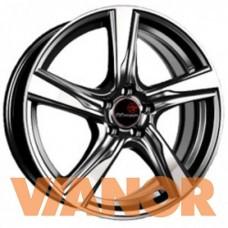 Vector B201 7x17/5x112 D57.1 ЕТ45 Алмаз черный
