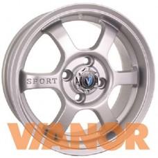 Venti 1501 6x15/4x100 D54.1 ЕТ40 S