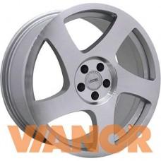 Vissol V-006 8.5x18/5x108 D72.6 ЕТ45 Silver Polished