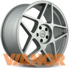 Vissol V-008 9x20/5x120 D74.1 ЕТ18 Silver Cut