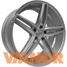 Vissol V-015 9x20/5x120 D74,1 ЕТ20 Silver Polished