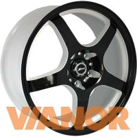 X-Race AF-05 8x18/5x112 D66.6 ЕТ39 W+B