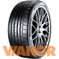 Continental SportContact 6 225/35 R20 90Y RunFlat